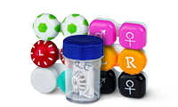Behälter für Kontaktlinsen