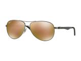 Kontaktlinsen online - Ray-Ban CARBON FIBRE RB8313 004/N3