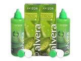 Kontaktlinsen online - Pflegemittel Alvera 2x 350 ml