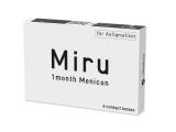 Kontaktlinsen online - Miru 1 Month Menicon for Astigmatism