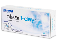 Kontaktlinsen online - Clear 1-Day