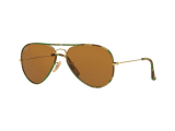 Kontaktlinsen online - Ray-Ban AVIATOR FULL COLOR RB3025JM 169