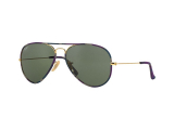 Kontaktlinsen online - Ray-Ban AVIATOR FULL COLOR RB3025JM 172