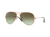 Kontaktlinsen online - Ray-Ban AVIATOR LARGE METAL RB3025 9002A6