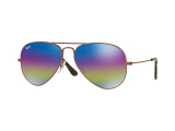 Kontaktlinsen online - Ray-Ban AVIATOR LARGE METAL RB3025 9019C2