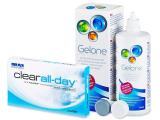 Kontaktlinsen online - Clear All-Day (6Linsen)