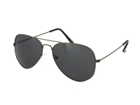 Kontaktlinsen online - Sonnenbrille Alensa Pilot Ruthenium