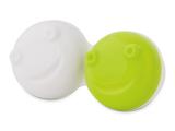Kontaktlinsen online - Ersatzgehäuse für vibrierenden Linsen-Behälter - grün