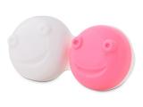 Kontaktlinsen online - Ersatzgehäuse für vibrierenden Linsen-Behälter - rosa