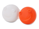 Kontaktlinsen online - Ersatzgehäuse für vibrierenden Linsen-Behälter - braun