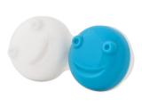 Kontaktlinsen online - Ersatzgehäuse für vibrierenden Linsen-Behälter - blau