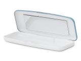 Kontaktlinsen online - Fester Behälter für Tageslinsen - blau