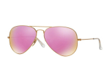 Kontaktlinsen online - Ray-Ban Aviator Flash Lenses RB3025 112/1Q