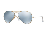 Kontaktlinsen online - Ray-Ban Aviator Flash Lenses RB3025 112/W3