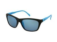 Kontaktlinsen online - Damen Sonnenbrille Alensa Sport Black Blue Mirror
