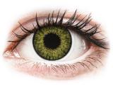 Kontaktlinsen online - Air Optix Colors - Gemstone Green - mit Stärke