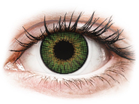 Kontaktlinsen online - Air Optix Colors - Green - ohne Stärke