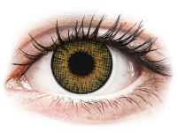 Kontaktlinsen online - Air Optix Colors - Pure Hazel - ohne Stärke