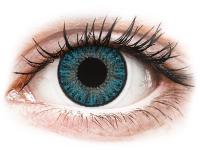 Kontaktlinsen online - TopVue Color Tageslinsen - Blue - mit Stärke