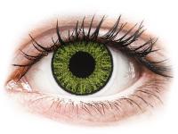 Kontaktlinsen online - TopVue Color Tageslinsen - Fresh green - mit Stärke