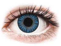 Kontaktlinsen online - TopVue Color Tageslinsen - Sapphire Blue - mit Stärke
