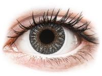 Kontaktlinsen online - TopVue Color - Grey - mit Stärke