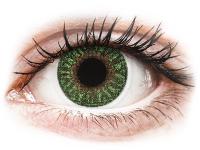 Kontaktlinsen online - TopVue Color - Green - mit Stärke
