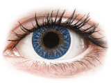 Kontaktlinsen online - TopVue Color - True Sapphire - mit Stärke