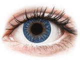 Kontaktlinsen online - TopVue Color - True Sapphire - ohne Stärke