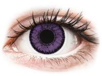 Kontaktlinsen online - SofLens Natural Colors Indigo - ohne Stärke