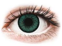Kontaktlinsen online - SofLens Natural Colors Jade - mit Stärke