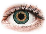Kontaktlinsen online - Expressions Colors Aqua - ohne Stärke