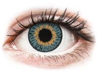 Kontaktlinsen online - Expressions Colors Blue - ohne Stärke