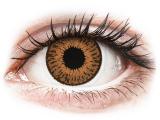 Kontaktlinsen online - Expressions Colors Hazel - ohne Stärke