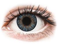Kontaktlinsen online - FreshLook ColorBlends Blue - mit Stärke