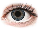 Kontaktlinsen online - FreshLook ColorBlends Blue - ohne Stärke
