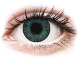 Kontaktlinsen online - FreshLook ColorBlends Brilliant Blue - mit Stärke