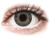 Kontaktlinsen online - FreshLook ColorBlends Grey - mit Stärke