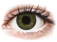 Kontaktlinsen online - FreshLook ColorBlends Green - mit Stärke