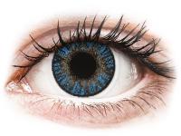 Kontaktlinsen online - FreshLook ColorBlends True Sapphire - ohne Stärke