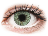 Kontaktlinsen online - FreshLook Colors Green - mit Stärke