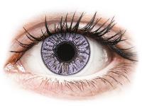Kontaktlinsen online - FreshLook Colors Violet - mit Stärke