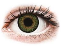 Kontaktlinsen online - FreshLook One Day Color Green - mit Stärke