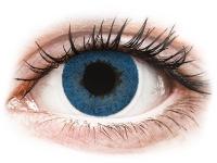 Kontaktlinsen online - FreshLook Dimensions Pacific Blue - mit Stärke