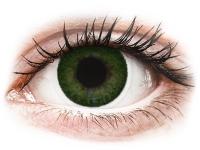 Kontaktlinsen online - FreshLook Dimensions Sea Green - ohne Stärke