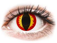 Kontaktlinsen online - ColourVUE Crazy Lens - Dragon Eyes - Tageslinsen ohne Stärke