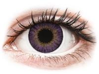 Kontaktlinsen online - Air Optix Colors - Amethyst - ohne Stärken