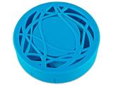 Kontaktlinsen online - Kontaktlinsen-Etui - Ornament blau