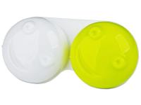 Kontaktlinsen online - Behälter 3D - grün