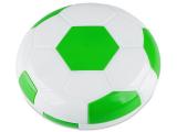 Kontaktlinsen online - Kontaktlinsen-Etui Fußball - grün